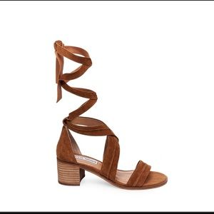 Steve Madden Ritual Lace Up Sandals 7.5